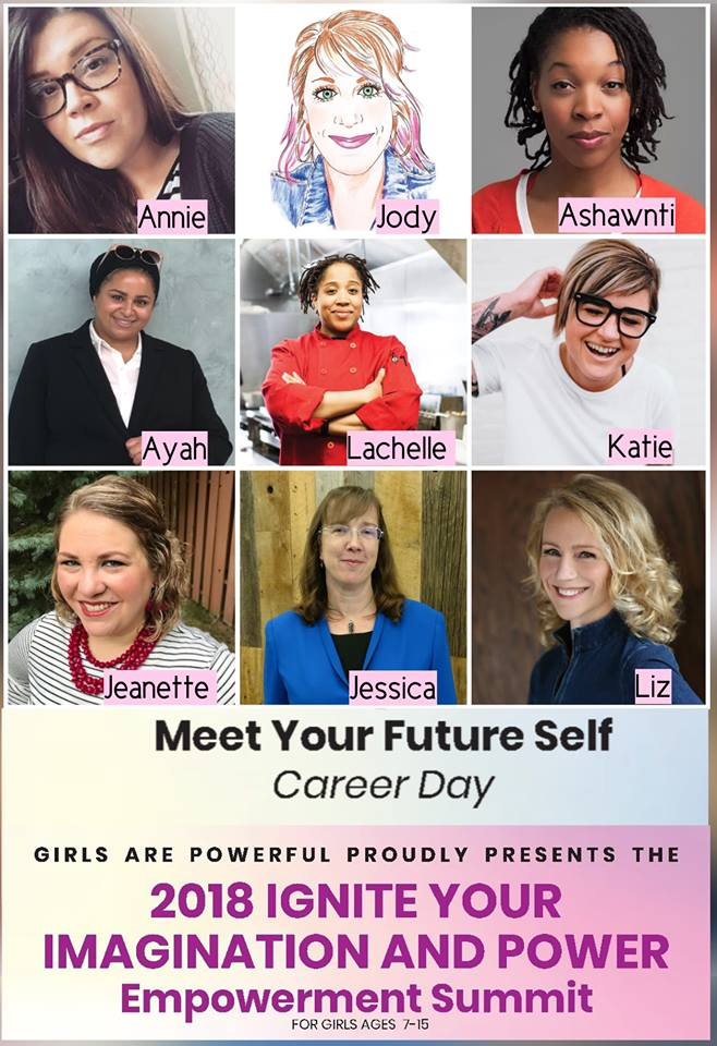 Meet Your Future Self at Ignite Your Imagination Empowerment Summit