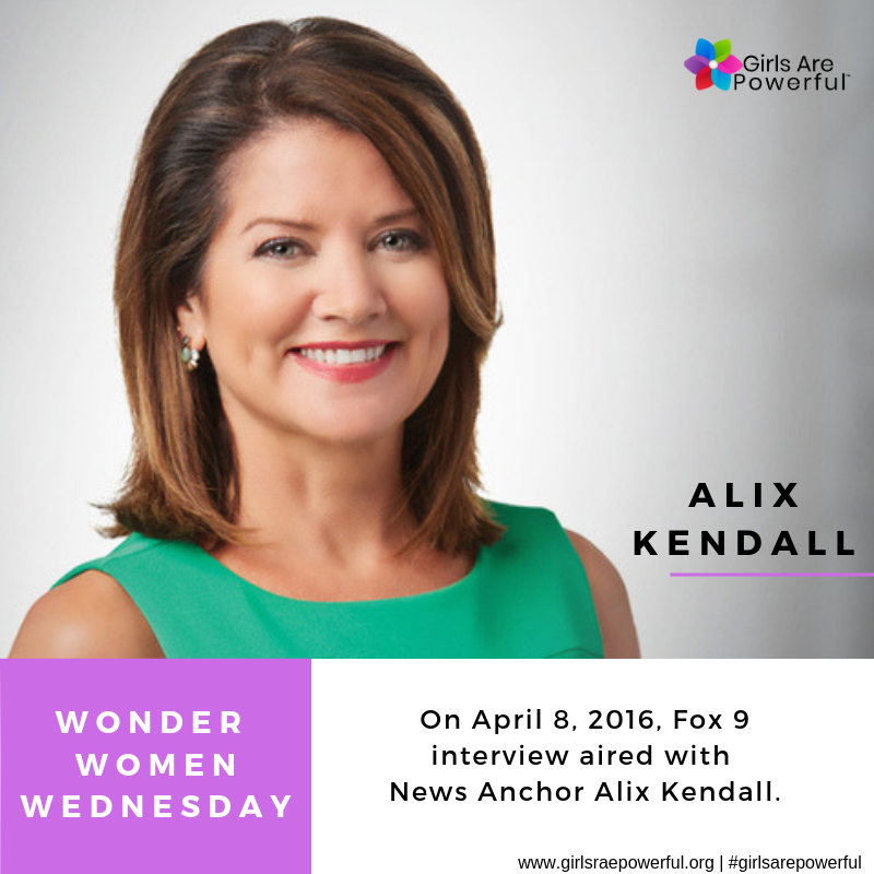 Wonder Women Wednesday: Alix Kendall