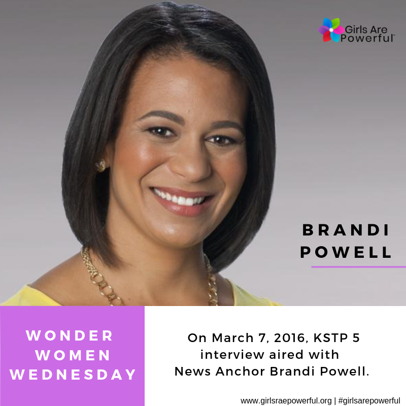 Wonder Women Wednesday: Brandi Powell