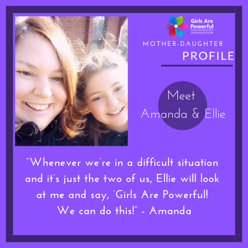 Mother-Daughter Profile