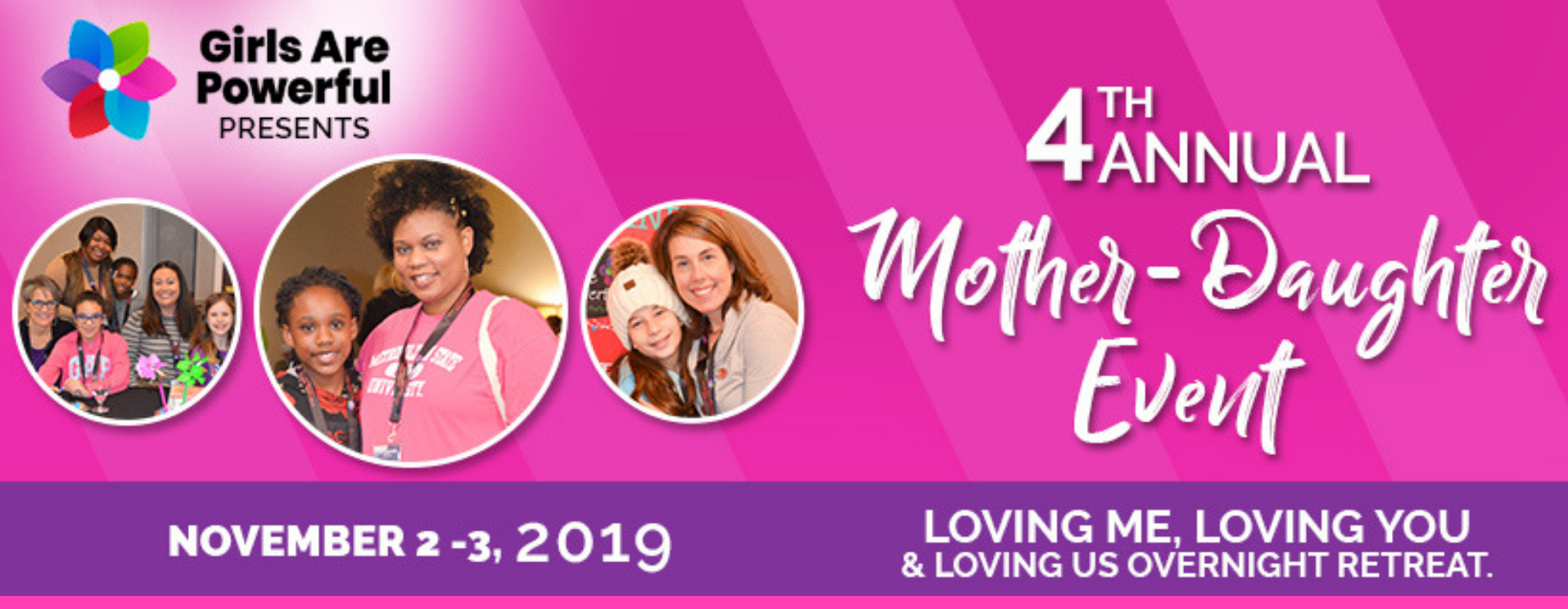 2019 Mother-Daughter Fall Event
