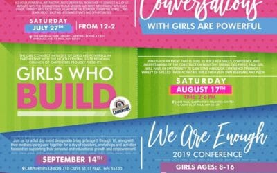 Girls Are Powerful Upcoming Events