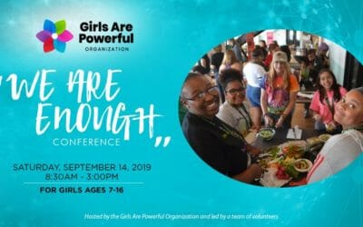 Joins Us For Our 3rd Annual Girls Conference