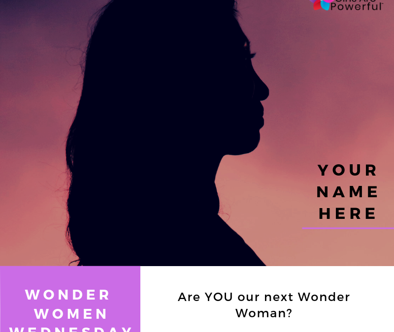 Nominate A Wonder Woman