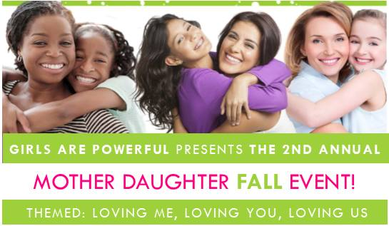 2017 Mother-Daughter Fall Event